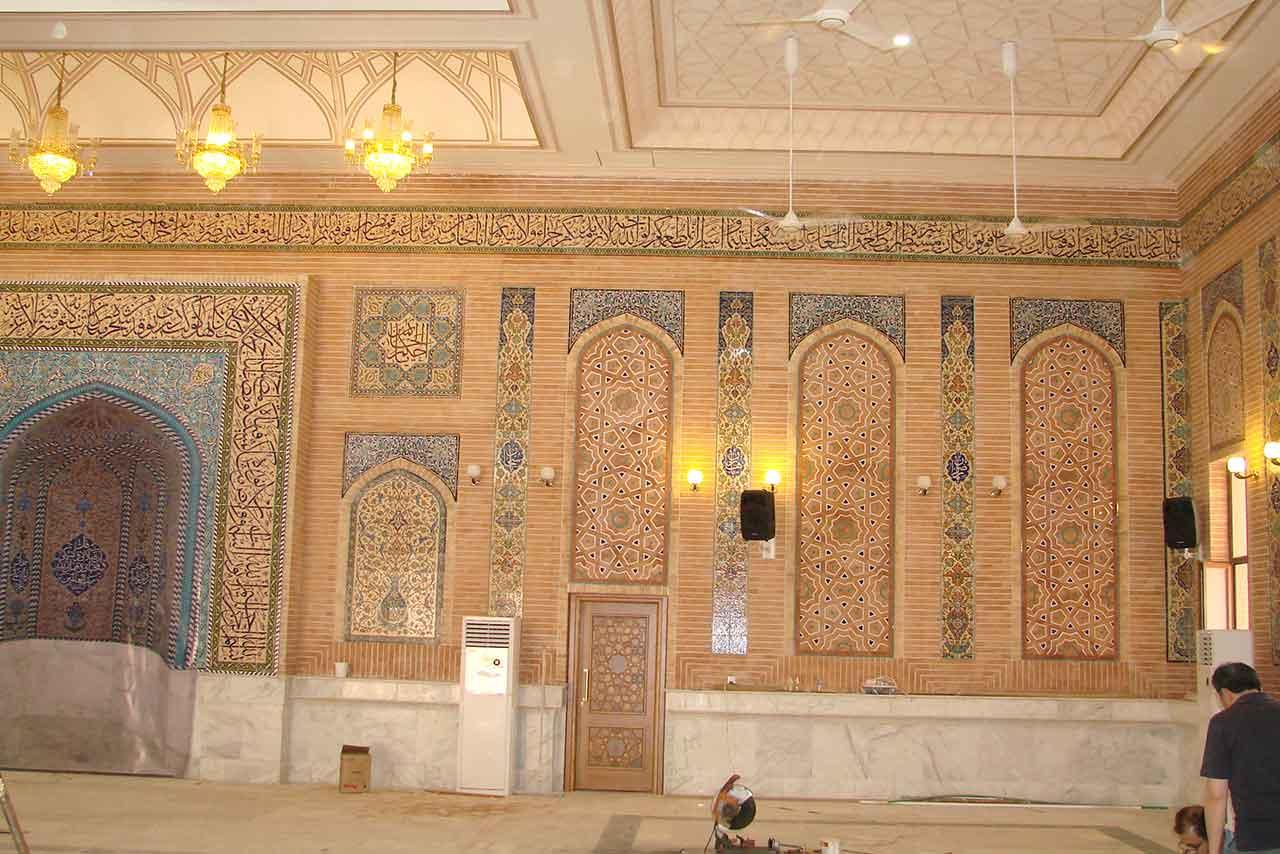 پروژه حرم حضرت رقیه دمشق