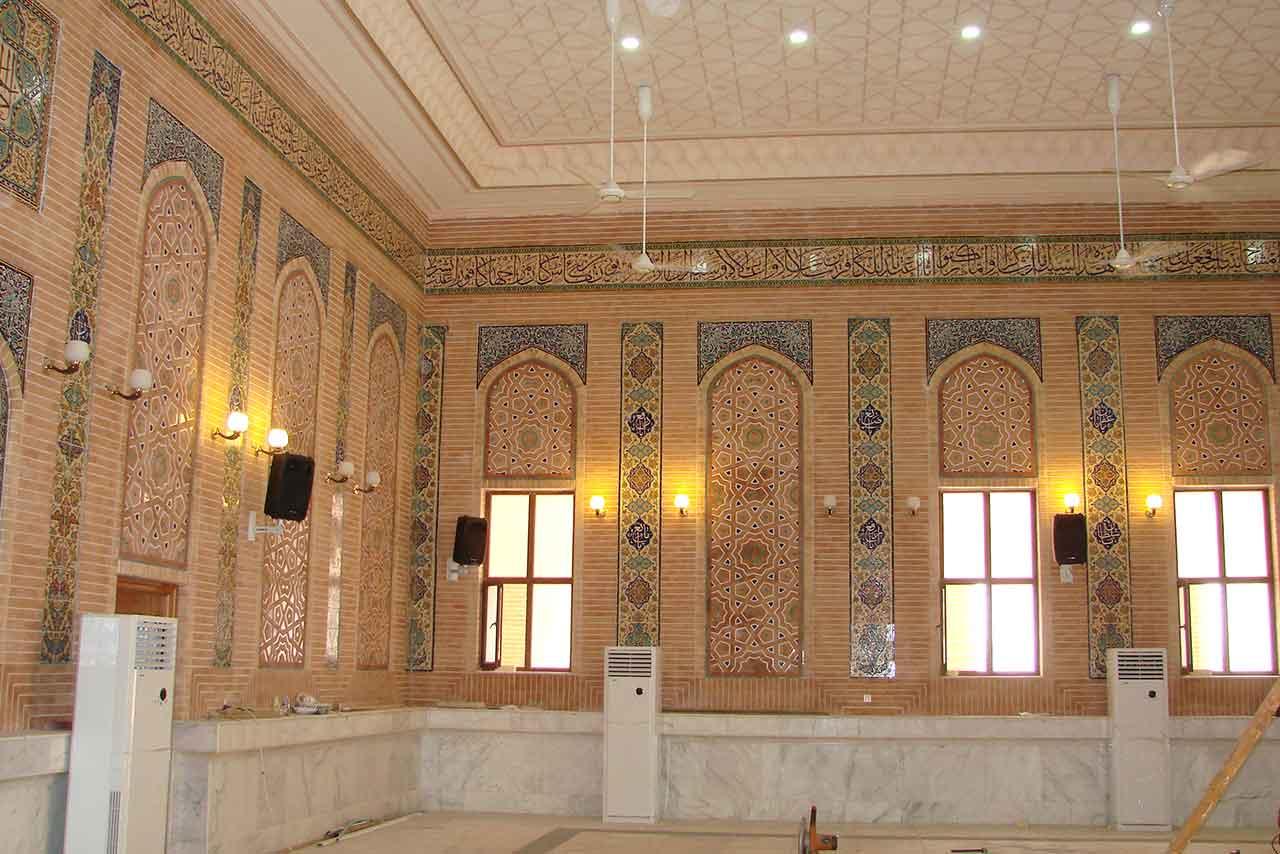 پروژه مسجد رسول الله